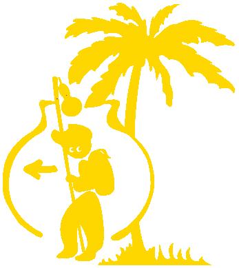 Ilicitani Peregrini Iago Via original Oro fondo transparente